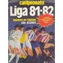 Liga 81/82 Valencia-1 At.Madrid-0