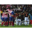 League Cup (Uefa) 09/10 At.Madrid-0 Valencia-0