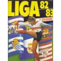 Liga 82/83 At. Madrid-1 Barcelona-1