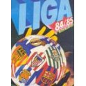 Liga 84/85 Barcelona-2 At. Madrid-2