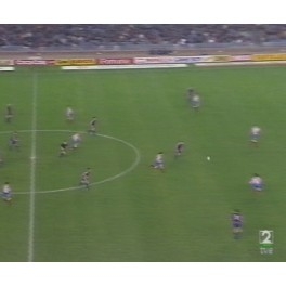 Liga 92/93 Barcelona-1 At.Madrid-1