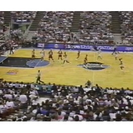 Final NBA 94/95 2ºpartido Orlando-106 Houston-117