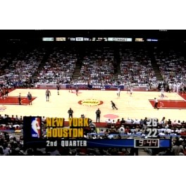 Final NBA 93/94 2ºpartido Hosuton-83 N-York-91
