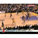 Final NBA 03/04 2ºpartido L.A. Lakers-99 Detroit-91