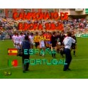 Final Europeo Sub-16 1988 España-0 Portugal-0