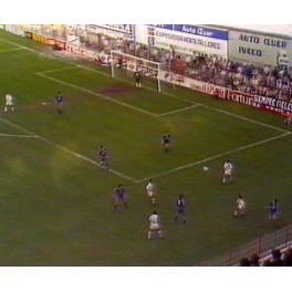 Liga 89/90 Rayo Vallecano-1 R.Madrid-2