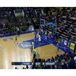 Final Minicopa Endesa 14/15 R.Madrid-83 Unicaja-60