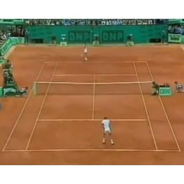 Final Roland Garros 1995 Muster-Chang