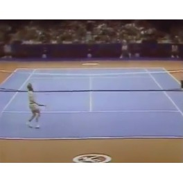 Final Masters Cup 1977 Connors-Borg