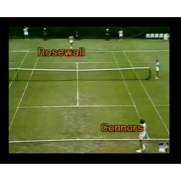Final U.S. Open 1974 Connors-Rosewall